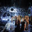 Alessandra Ambrosio - Défilé Victoria's Secret à Londres, le 2 décembre 2014.