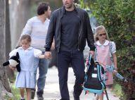Ben Affleck papa super musclé et Jennifer Garner maman ''ultraprotectrice''