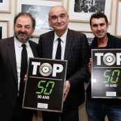 Top 50 : Pascal Nègre remercie ses partenaires Denis Olivennes et Thomas Joubert