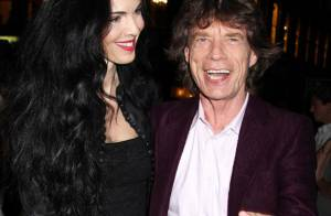 REPORTAGE PHOTOS : La résurrection de Meg Ryan avec Mick Jagger et sa magnifique fiancée !