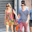 Kate Hudson et Matt Bellamy à Rome en juillet 2013