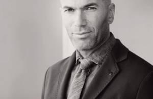 Zinedine Zidane égérie Mango : Classe dans la peau d'un top