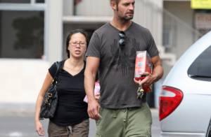 PHOTOS : Josh Holloway, de 'Lost', jamais sans sa femme !