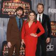 Lady Antebellum at the 2014 American Country Countdown Awards on FOX at the Music City Center on December 15, 2014 in Nashville, Tennessee, USA. Photo by Scott Kirkland/PictureGroup/ABACAPRESS.COM16/12/2014 - Nashville