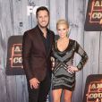 Luke Bryan and Caroline Bryan attending the 2014 American Country Countdown Awards on FOX at the Music City Center on December 15, 2014 in Nashville, Tennessee, USA. Photo by Curtis Hilbun/AFF/ABACAPRESS.COM16/12/2014 - Nashville