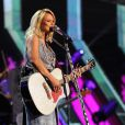 Miranda Lambert performs on the 2014 American Country Countdown Awards on FOX at the Music City Center on December 15, 2014 in Nashville, Tennessee, USA. Photo by Frank Micelotta/PictureGroup/ABACAPRESS.COM16/12/2014 - Nashville