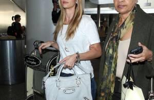 Rosie Huntington-Whiteley et Jason Statham fiancés ? Le top model répond