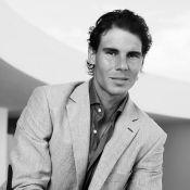 Rafael Nadal : Le roi de la terre battue devient égérie mode