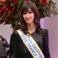 Sophie Vouzelaud (1ère Dauphine Miss France 2007) - Cocktail pour les 1 an de la maison Aloha Paris Luxe aux Salons Hoche à Paris, le 19 décembre 2014.19/12/2014 - Paris