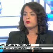 Anouchka Delon : ''Je suis un peu jalouse des compagnes de mon père...''