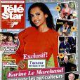 Télé Star, du 3 au 9 janvier 2015.