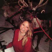 Mariah Carey : Seule à Aspen pour les fêtes, elle se console avec le père Noël