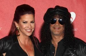 Slash divorce : L'ex-Guns N'Roses quitte sa Perla après 13 ans de mariage