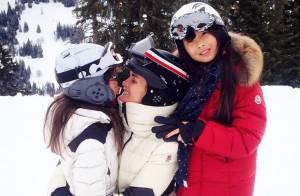 Johnny Hallyday et Laeticia : Derniers instants mémorables en famille à Gstaad