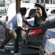 Ali Larter enceinte fait ses courses chez Whole Foods, le 5 janvier 2015.