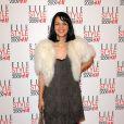 Lisa Moorish est la maman de Molly, fille illégitime de Liam Gallagher, et Astile, fils de Pete Doherty. Ici photographiée à Londres, le 9 février 2009.