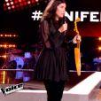 Battista Aquaviva dans The Voice 4, le samedi 10 janvier 2015, sur TF1