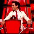 Suny dans The Voice 4, le samedi 10 janvier 2015, sur TF1