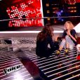 Suny, Zazie et Mika dans The Voice 4, le samedi 10 janvier 2015, sur TF1