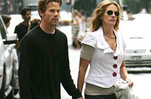 PHOTOS : Julia Roberts avec son mari, main dans la main... mais un peu chagrin !