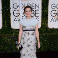 Keira Knightley aux Golden Globe Awards 2015.