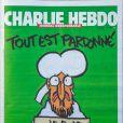 Une du numéro du Charlie Hebdo du 14 janvier 2015