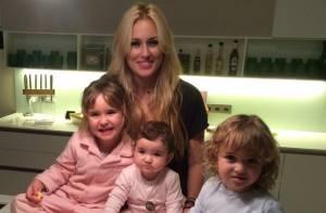 Carlos Moya : Sa belle Carolina et leurs trois enfants ravis pour une jolie fête