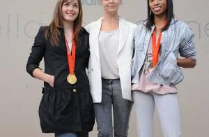 REPORTAGE PHOTOS : Quand Stella McCartney habille les championnes olympiques !