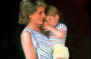 Lady Di, son amant James Hewitt et le prince Harry: De sales secrets à l'affiche