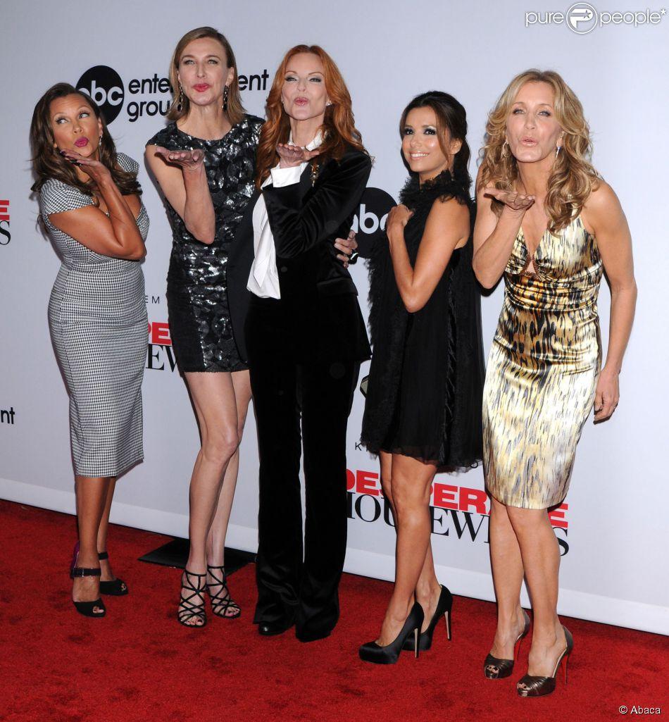 Vanessa Williams Images Et Photos: Vanessa Williams, Brenda Strong, Marcia Cross, Eva