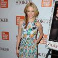 Claire Coffee assiste à la projection du film 'Stoker' à New York le 27 février 2013