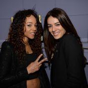 Sofia Essaïdi et Dounia Coesens: Chic et décontractées pour une gourmande soirée