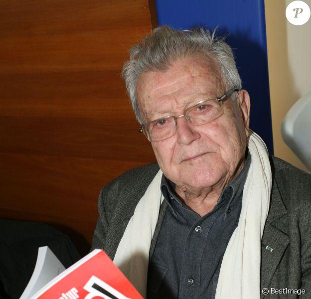 José Artur, à la Maison de la Radio à Paris, en novembre 2014.