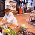 Vanessa Robuschi - Emission  Top Chef 2015  sur M6.  Prime  du 26 janvier 2015.