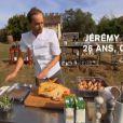 Jérémy Moscovici - Emission  Top Chef 2015  sur M6.  Prime  du 26 janvier 2015.
