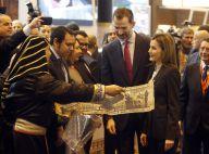 Letizia et Felipe VI d'Espagne : Radieux pour leur sortie dépaysante de janvier