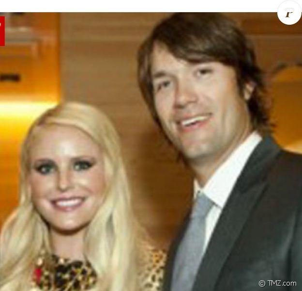 Paige Laurie et son mari Patrick Dubbert