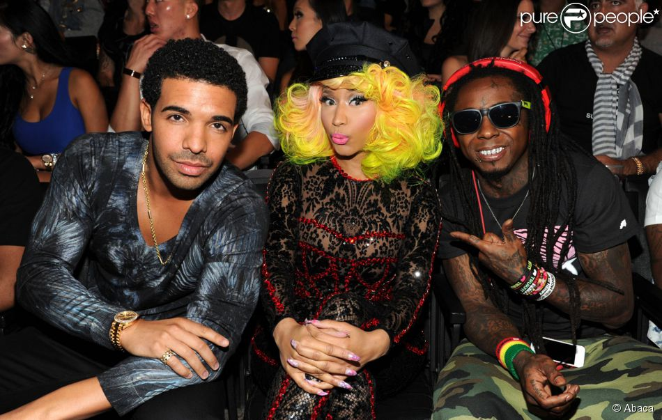 Lil Wayne And Drake And Nicki Minaj Minaj Drake images
