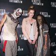 """Ireland Baldwin à l'ouverture du """"the Knotts Scary Farm celebrity VIP"""" à Buena Park, le 3 octobre 2014"""