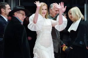 Nicole Kidman : Nouveau look pour l'aventurière glamour de la Berlinale
