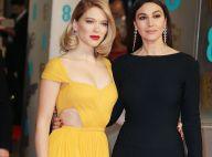 BAFTA 2015 : Léa Seydoux, partenaire solaire et rayonnante de Monica Bellucci