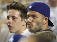 David Beckham, papa embarrassant ? Sa technique pour gêner ses fils en public
