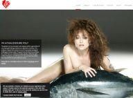 Helena Bonham Carter : Entièrement nue, elle a vaincu sa phobie !