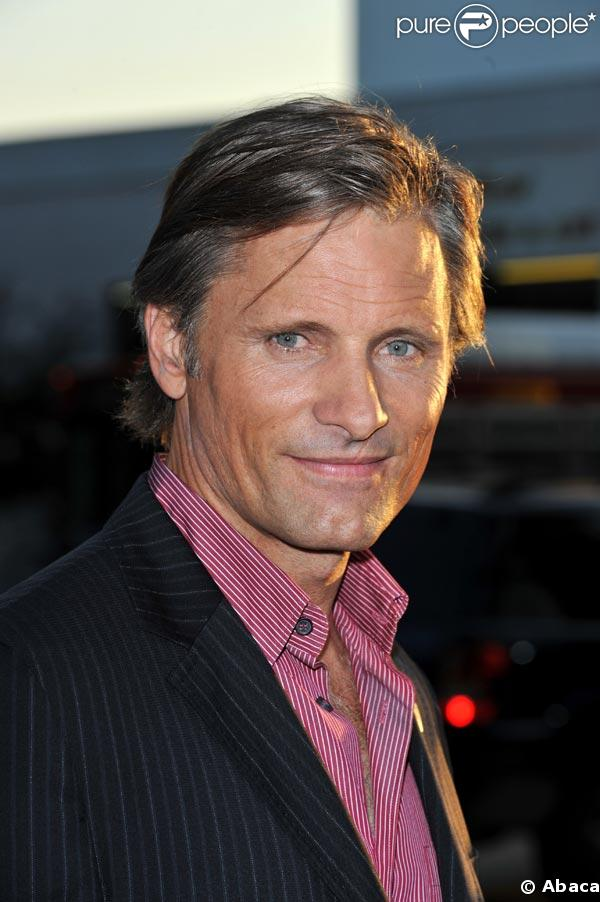 Viggo Mortensen - New Photos