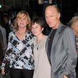 Ed Harris avec sa femme et sa fille
