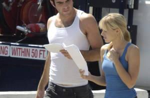 PHOTOS EXCLUSIVES : Kristen Bell et Zachary Quinto, très proches...