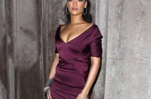 Fashion Week : Rihanna sage et élégante pour applaudir Naomi Campbell