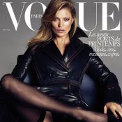 Kate Moss, Lara Stone, Daria Werbowy : Trois Parisiennes sexy pour Vogue