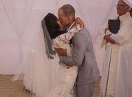 Naya Rivera : La bombe de ''Glee'' dévoile une photo rare de son mariage