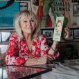 Exclusif - Rendez-vous avec Mylène Demongeot au musée cinéphile de Philippe Mouren, en hommage à Mylène Demongeot et à d'autres légendes du cinéma, à Toulon, le 10 juillet 2014.